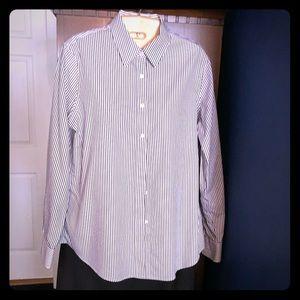 Jones New York work shirt